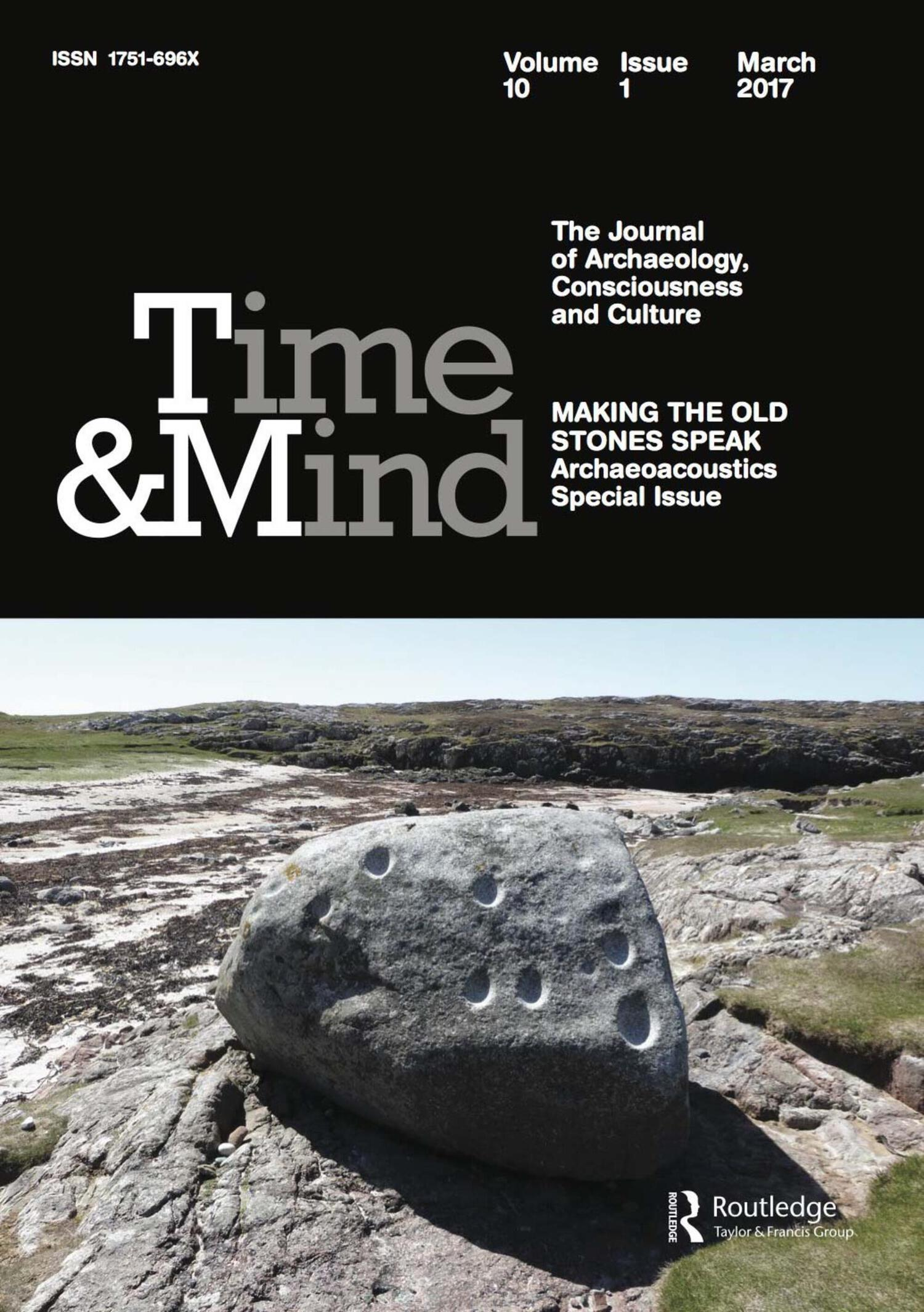 Time & Mind Volume 10 Issue 1
