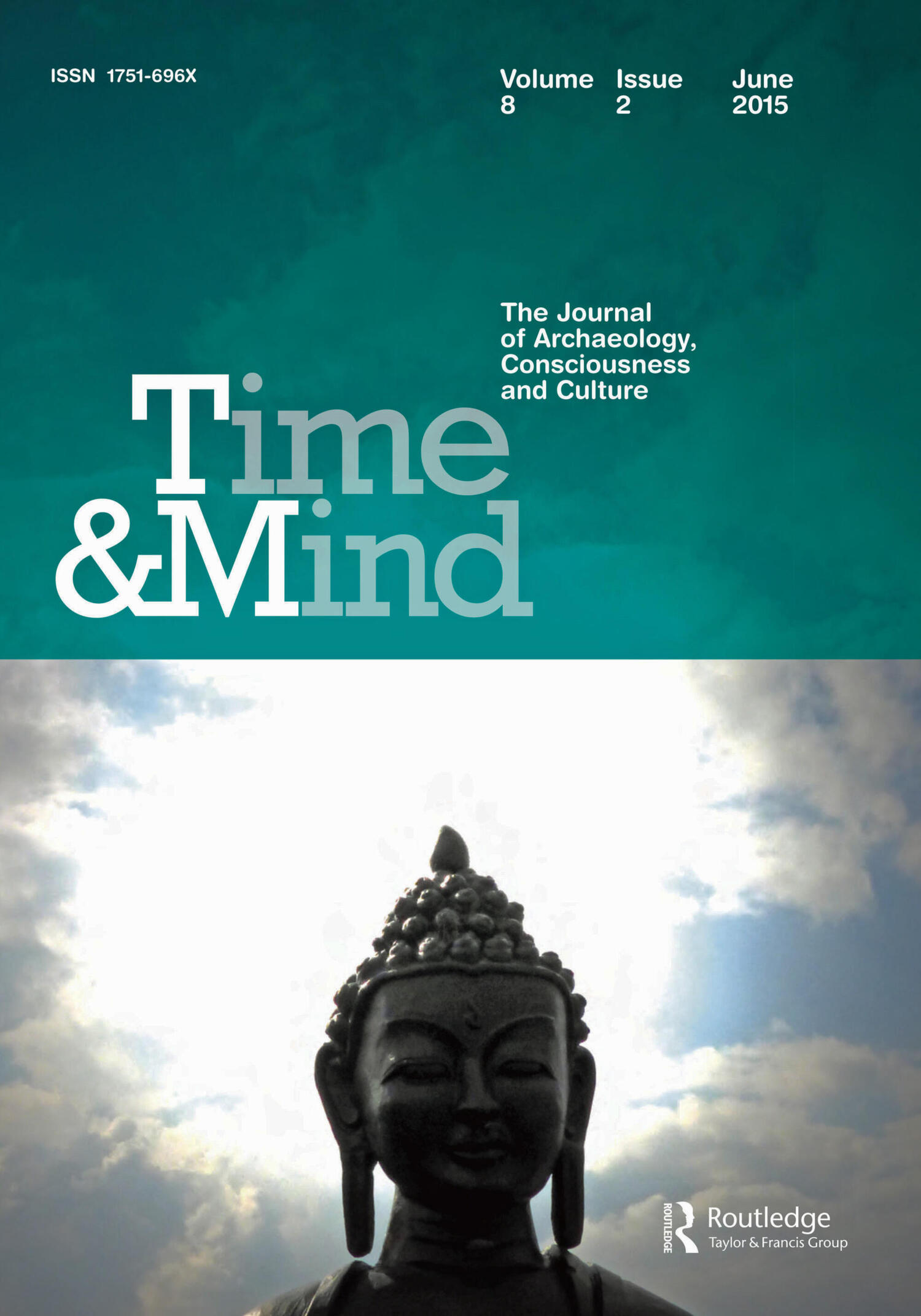 Time & Mind Volume 8 Issue 2